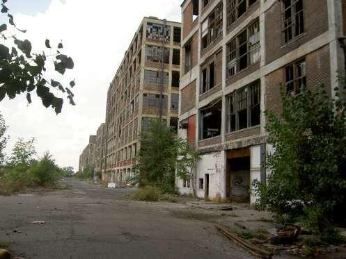 Packard Factory 2007