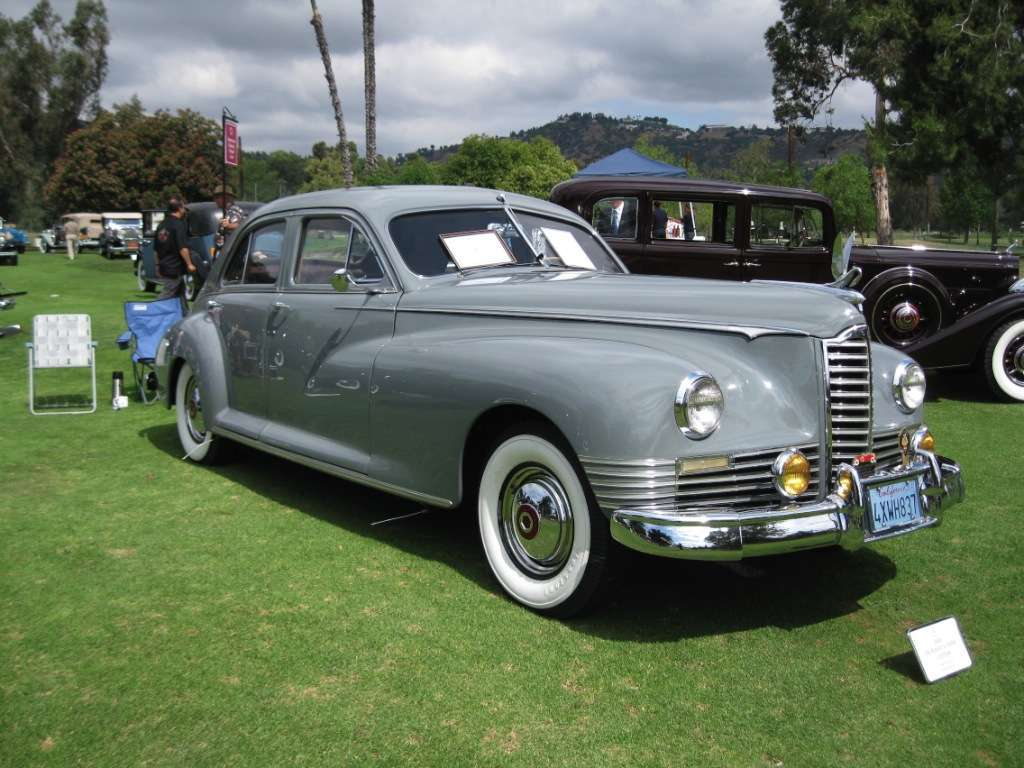 Packard 1947 Clipper Custom Pass Front