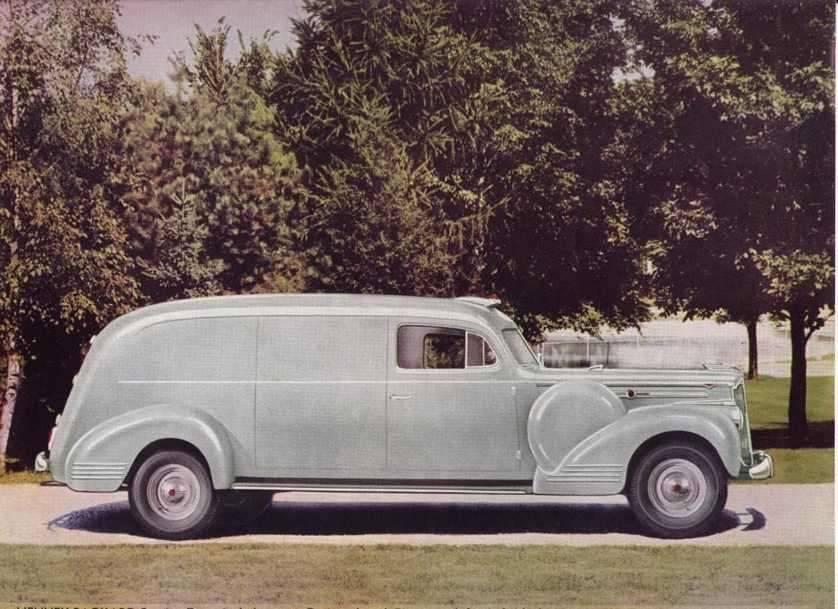 1941 PACKARD-HENNEY SERVICE CAR