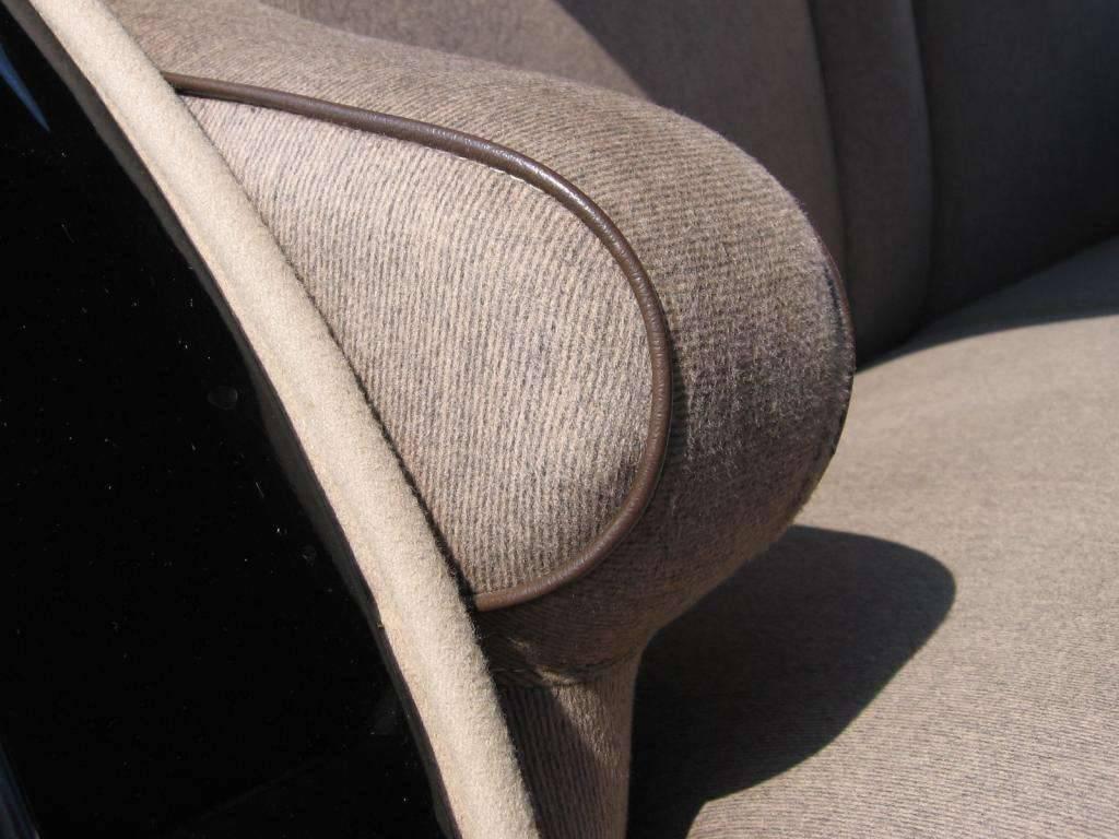 1941 Packard Clipper (upholstery detail 1)