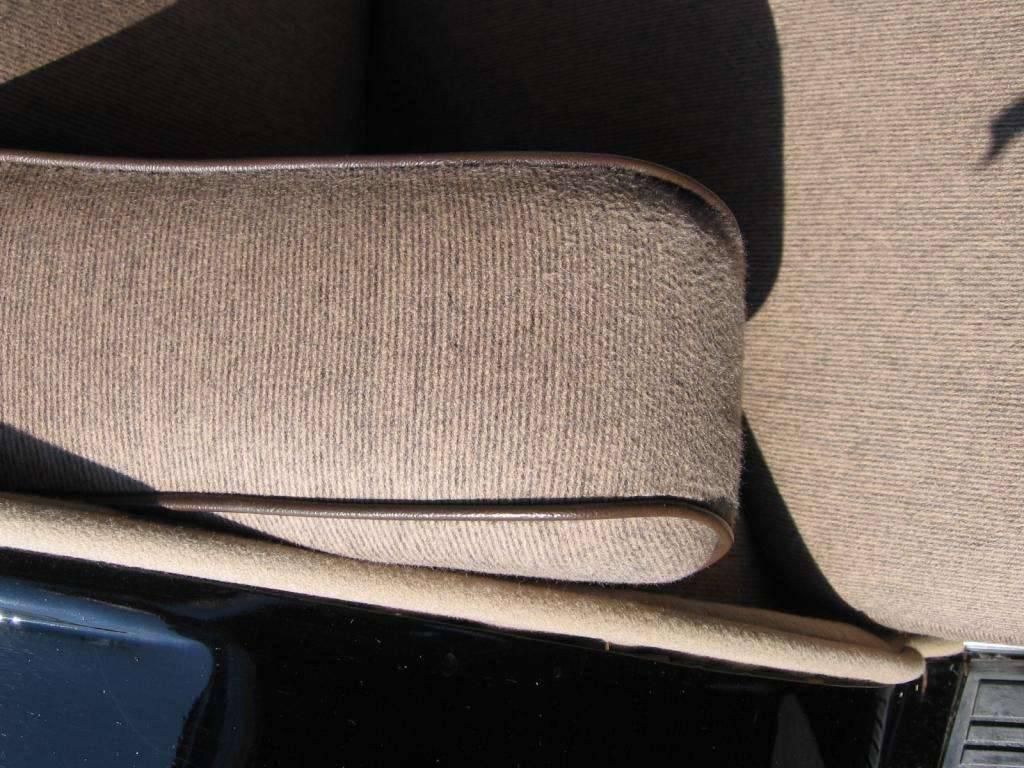 1941 Packard Clipper (upholstery detail 2)