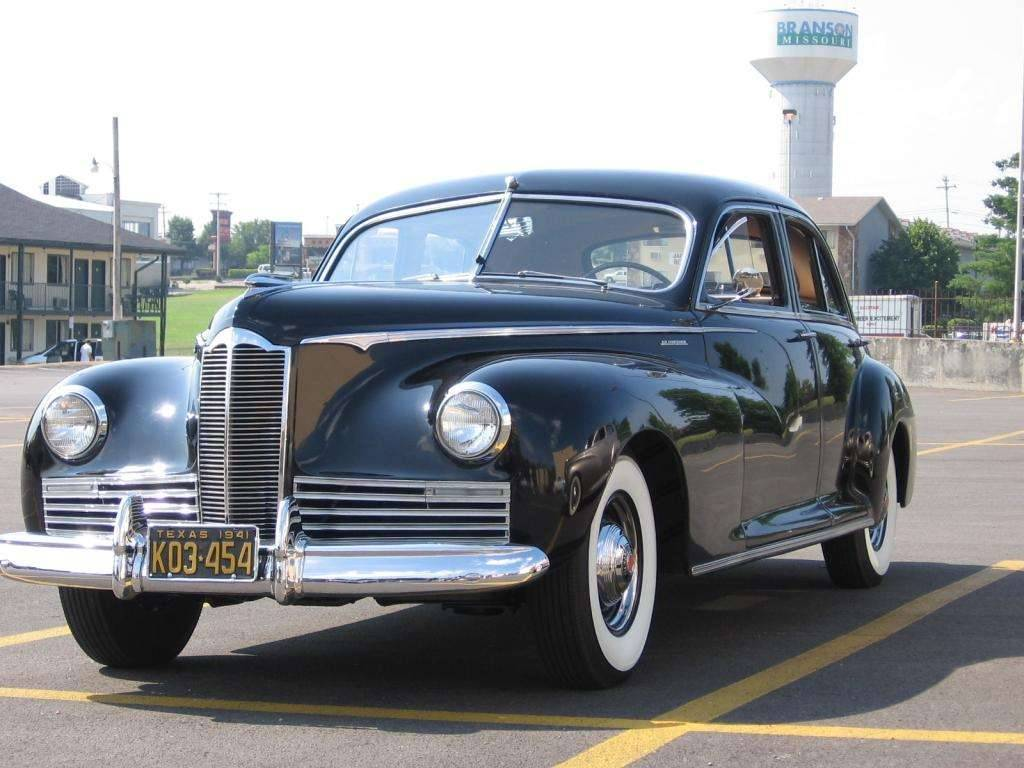 1941 Packard Clipper (LF 1/4)