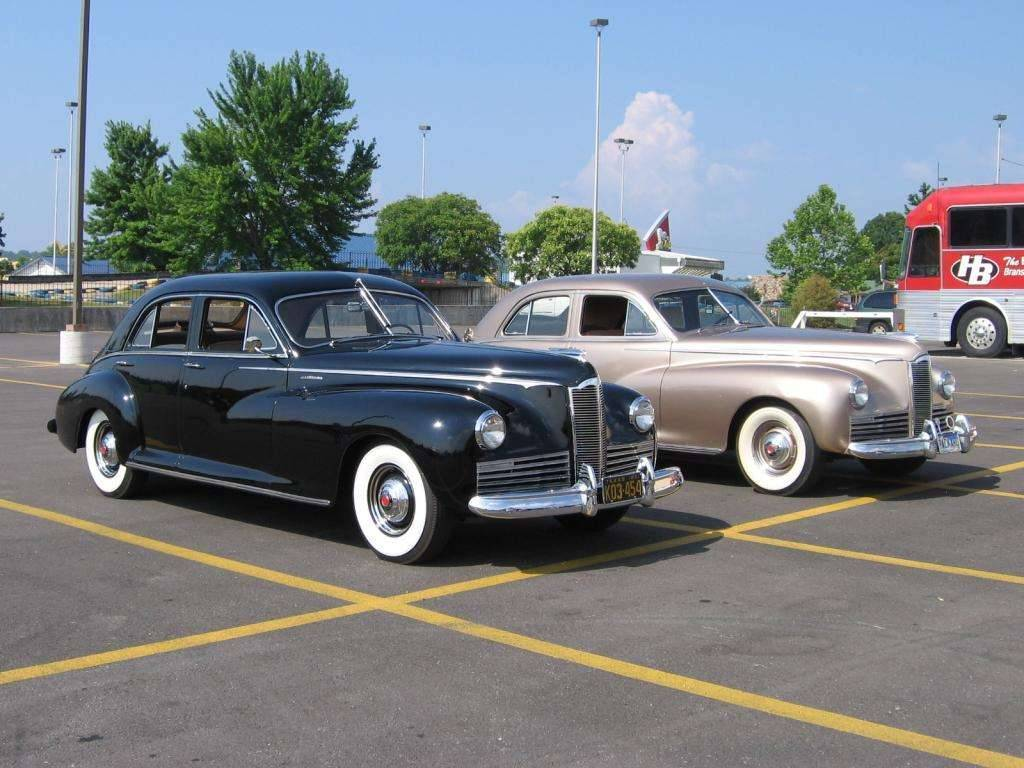 1941 Packard Clippers