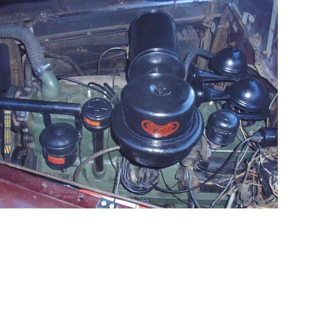 47 custom 356 engine comp.