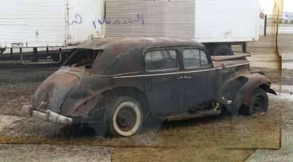 1941 180 Formal Sedan