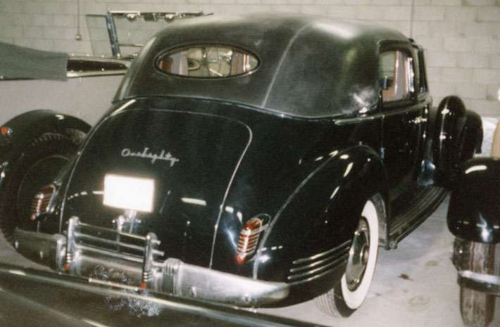 1942 180 All Weather Cabriolet