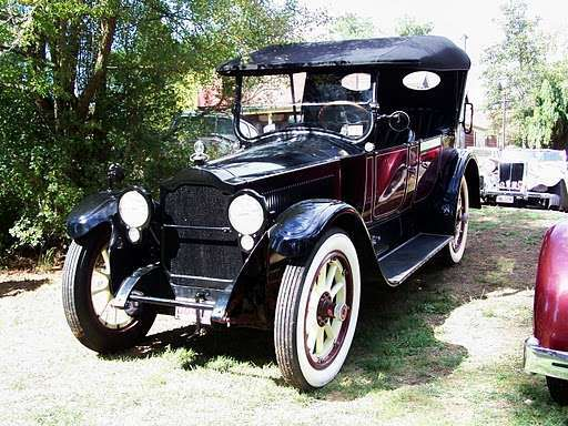 1919 Third Series Twin Six