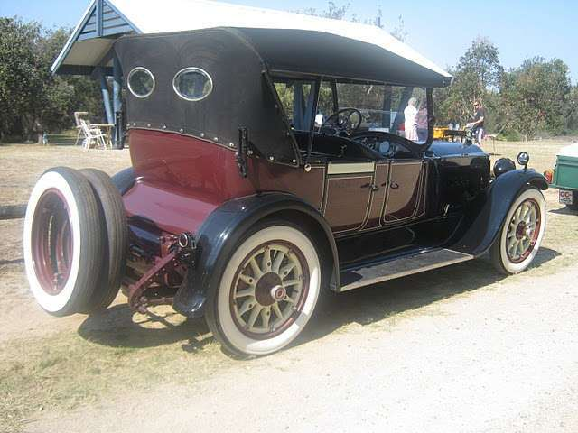 1919 Third Series Twin Six