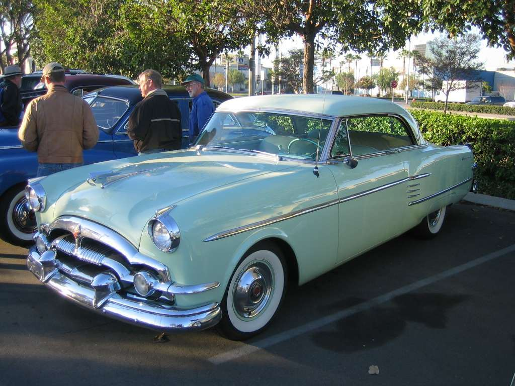 1954 Packard Pacific Hardtop (Model 5477)