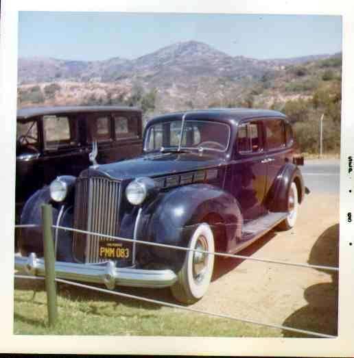 1938 Super Eight Touring Sedan