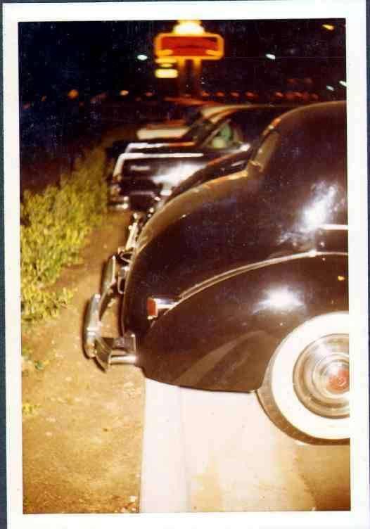 1940 Super 8 180 Formal Sedan