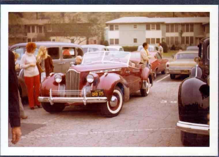 1940 Darrin