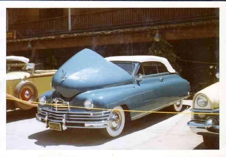 1950 Super 8 Convertible