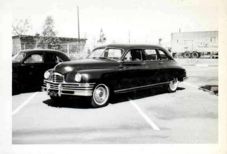 1950 Seven Passenger Limo ?