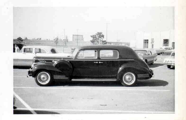 1941 Custom 8 Formal Sedan