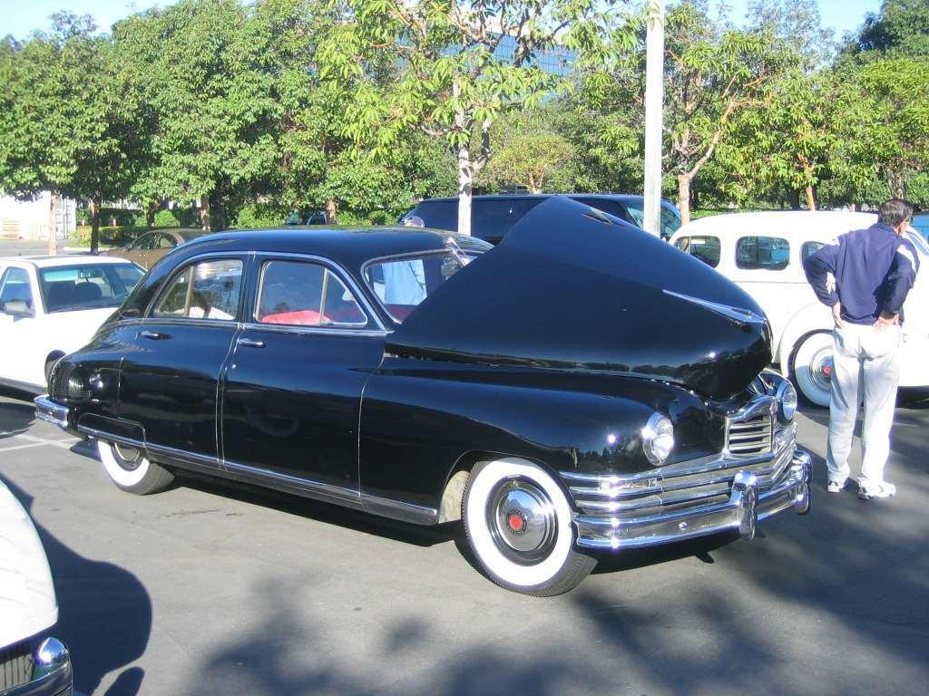 1948-49 Super Eight Touring Sedan 2202 Body 2272
