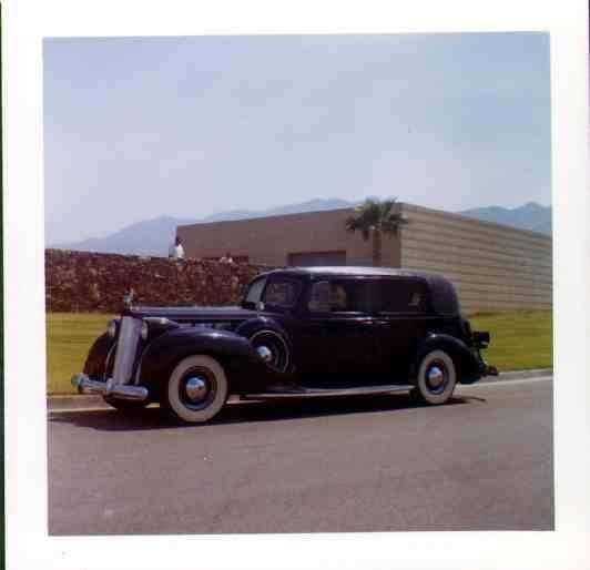 1938 Super 8 Formal Sedan