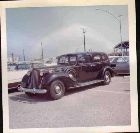 1939 Super 8 Touring Sedan