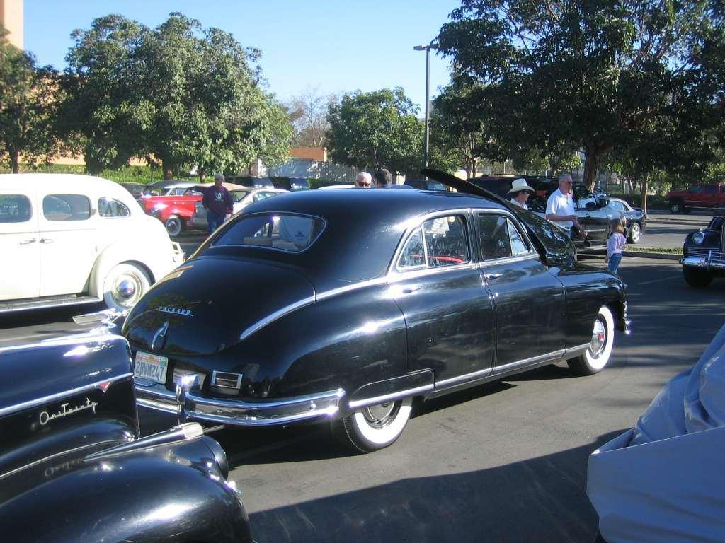 '48 Deluxe sedan