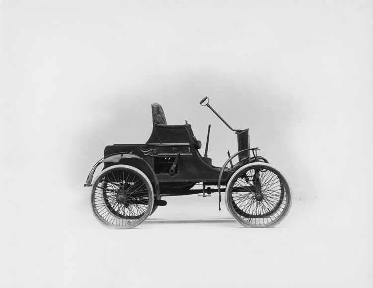 First Packard Model A