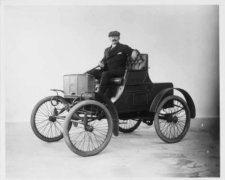 1899 Packard Model A