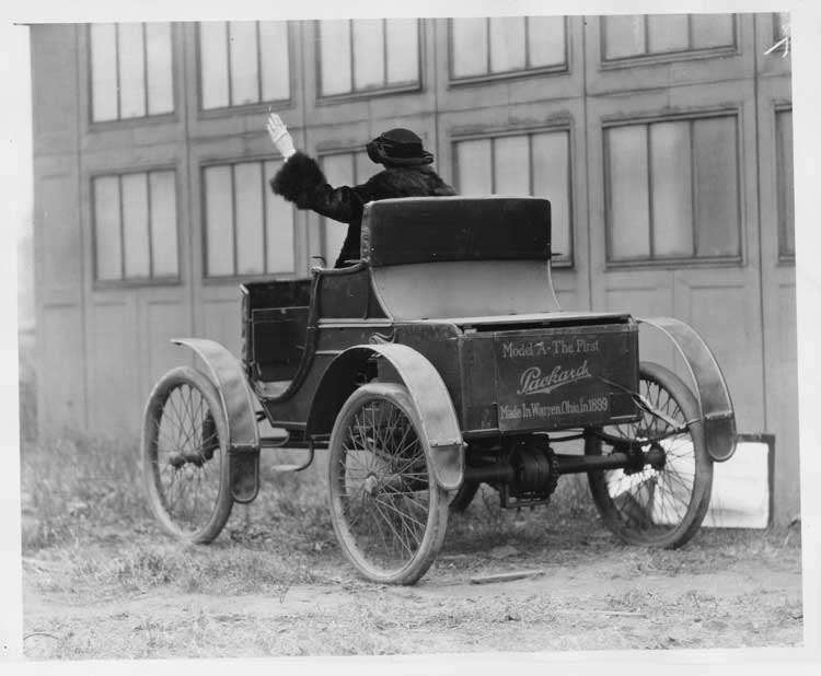 1899 Packard number one