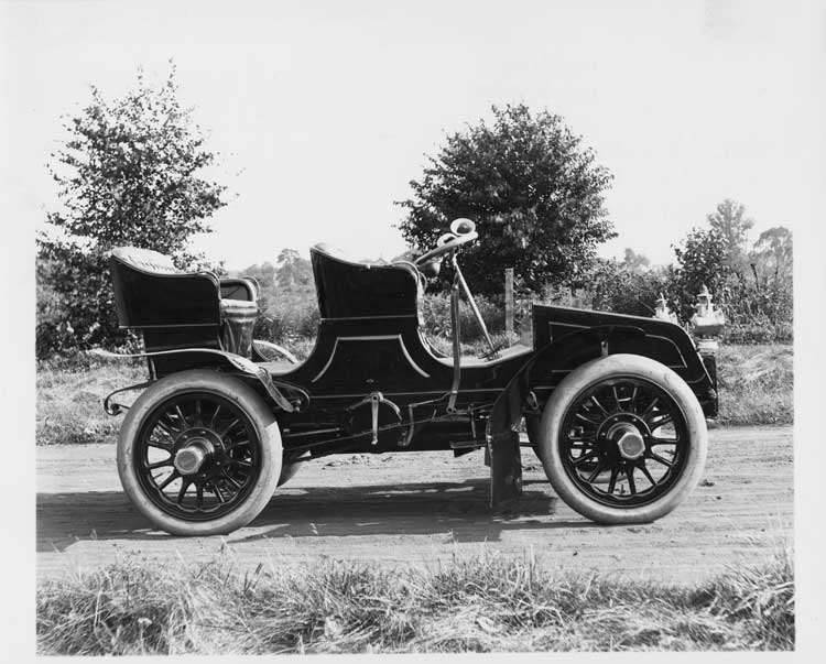 1902 Packard Model G