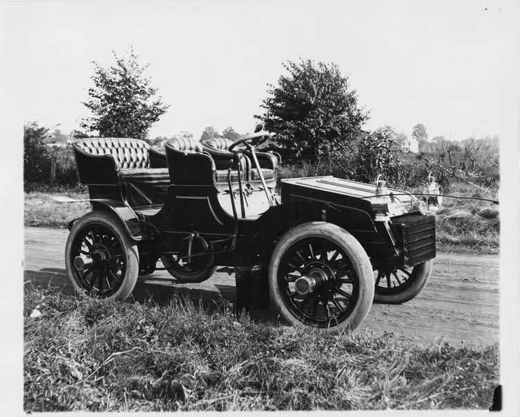 1902 Packard Model F