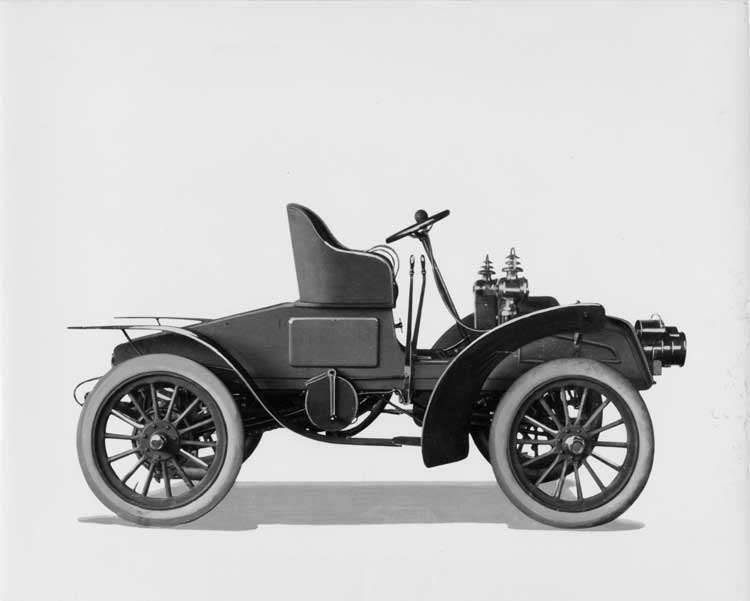 1902 Packard