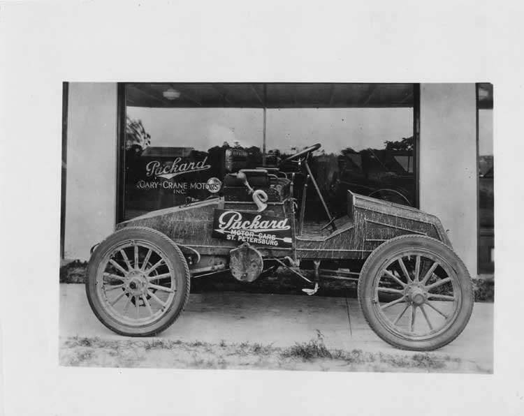 1903 Packard Model F 'Old Pacific'