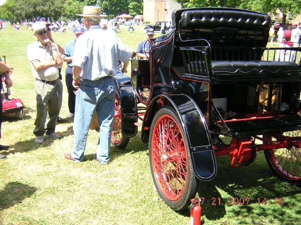 "1900 Model ""B"""