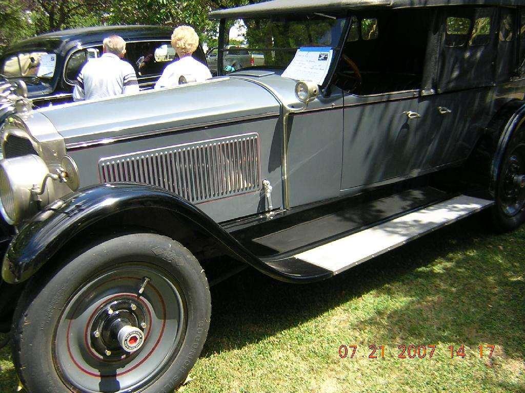 1924 Single Eight Touring Sedan