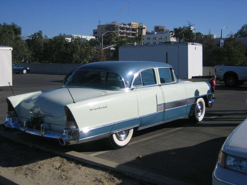 1955 Packard Patrician 4 Door 5580 Body 5582