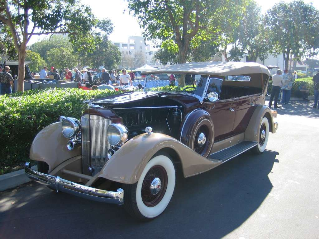 1934 Super Eight (1104?) Phaeton