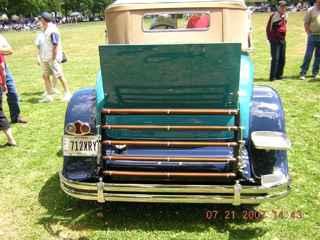 1930 740 Conv Coupe