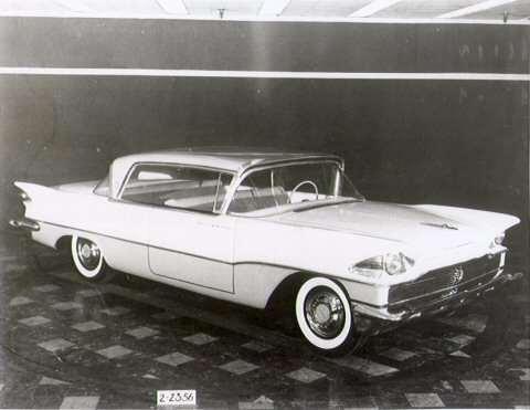 1957 Clipper Proposal
