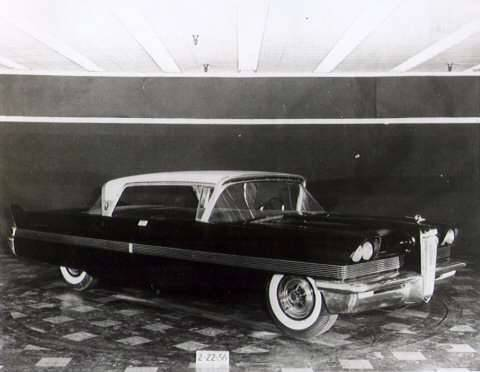 1957 Four Hundred Proposal