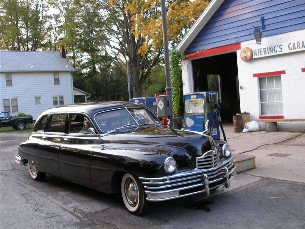 1948 Packard Super 8 PackardHowies Jewel