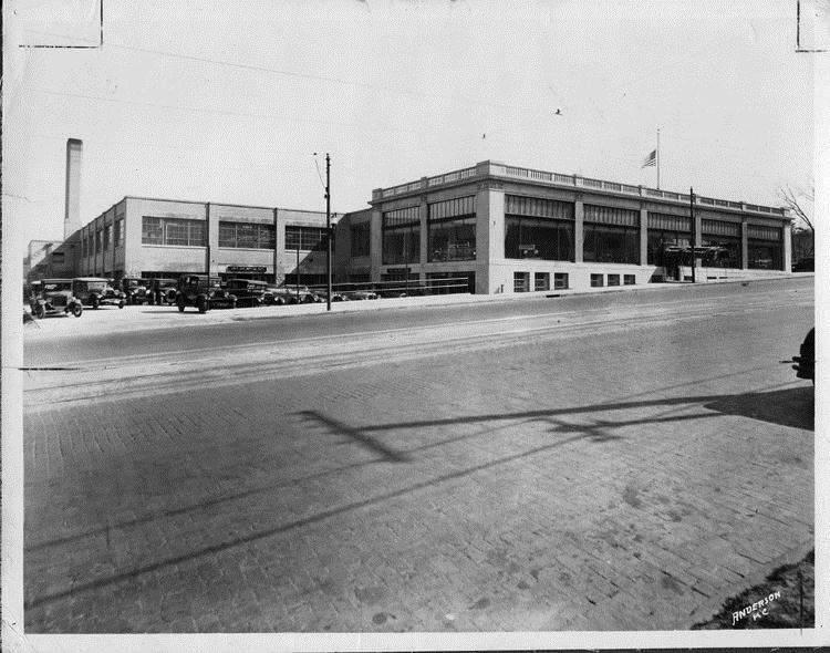 Packard Motor Car Information Packard Dealership Kansas
