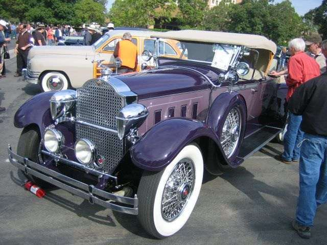 1929 - 640 Runabout