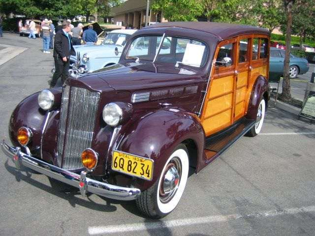 1938 - 1600 Station Sedan - body by Cantrell