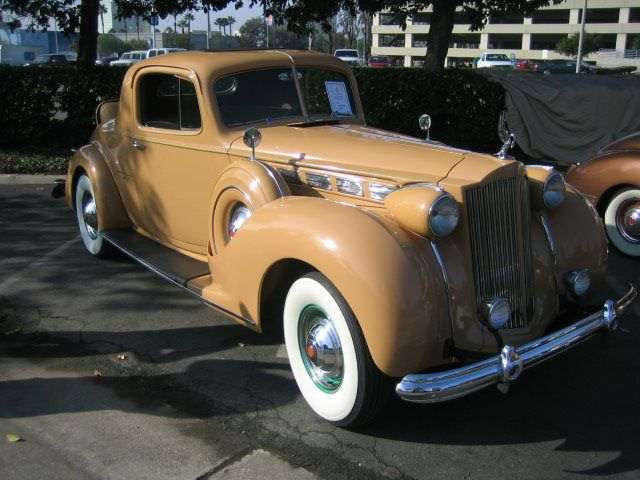 1938 -1604 Rumble Seat Coupe
