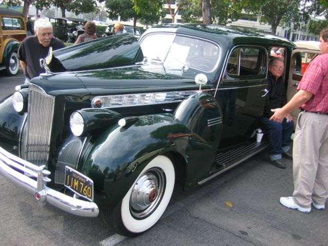 1940 - 1808 Limousine