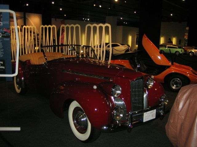 1941 160 Darrin Convertible Victoria