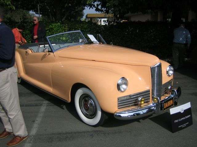 1942 - One Sixty Darrin Convertible-3