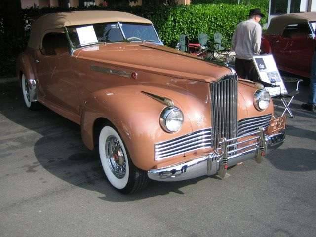 1942 - One Sixty Darrin Convertible-4