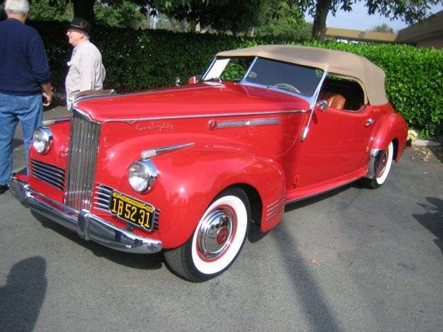1942 - One Sixty Darrin Convertible-5
