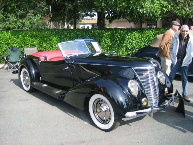 1942 - One Sixty Darrin Convertible