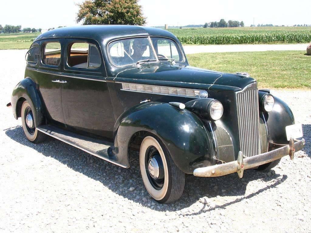 Conn's 1940 Packard 110 Touring Sedan