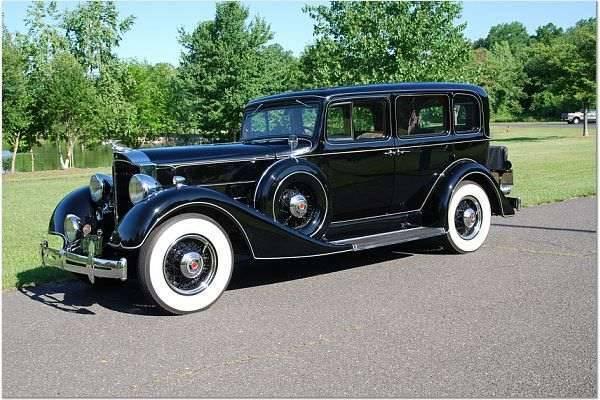 Owen Dyneto's 1934 1100